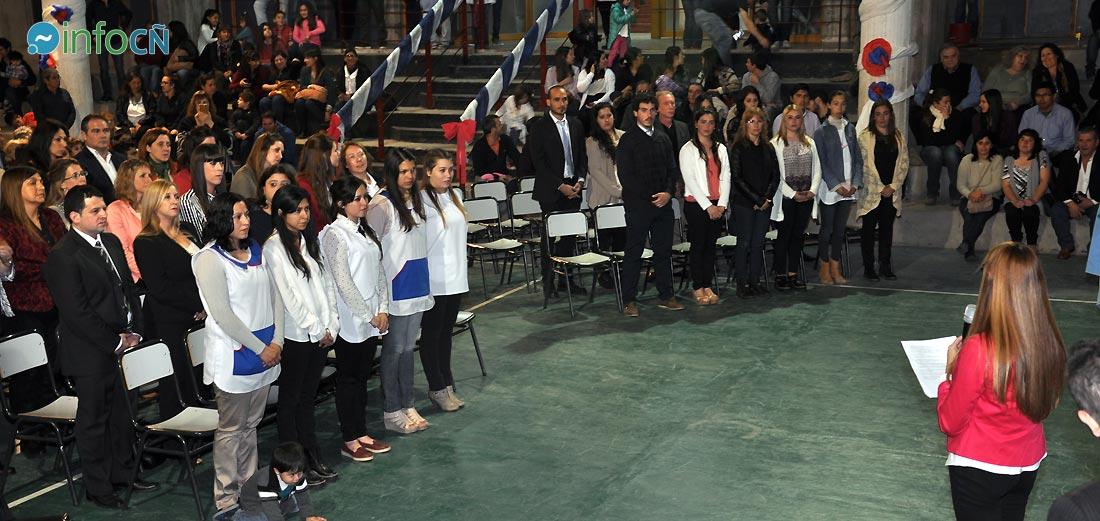 Infoca uelas tarde de egreso en el instituto de for Instituto formacion docente