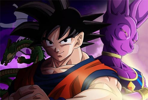 Fin de semana con Dragon Ball
