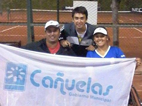 Tenis adaptado: gran debut en Chile